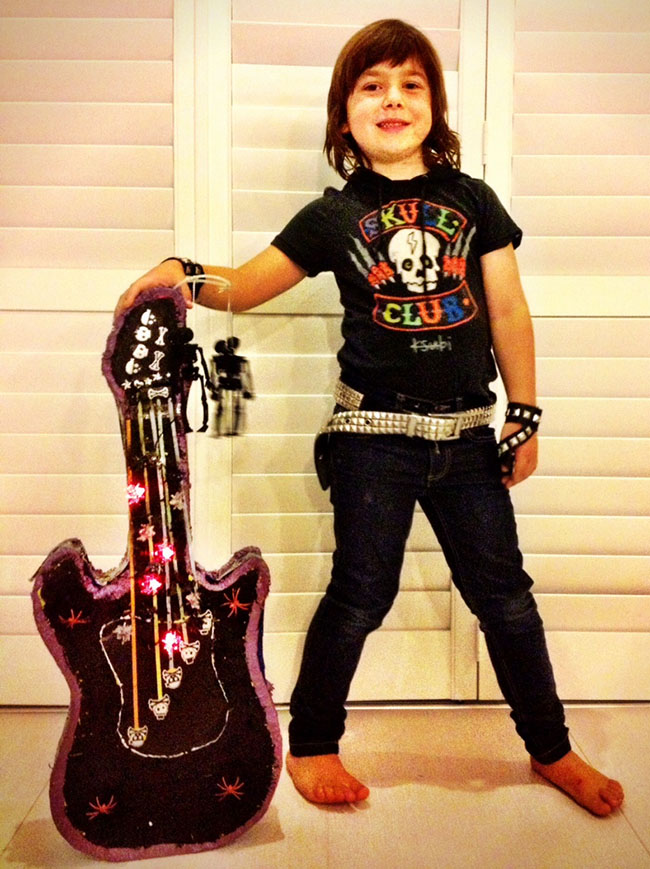 Punk Rock Star