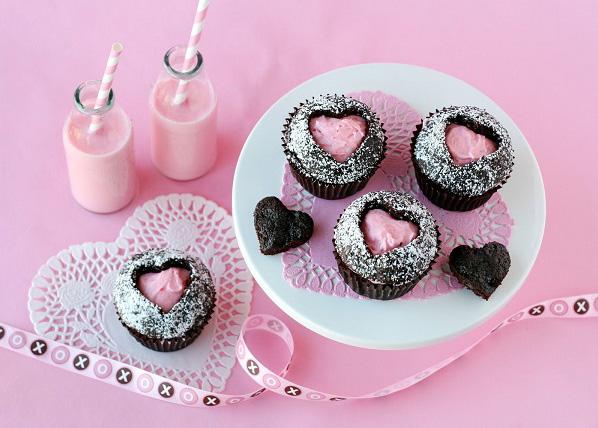 sweet-heart-cupcakes